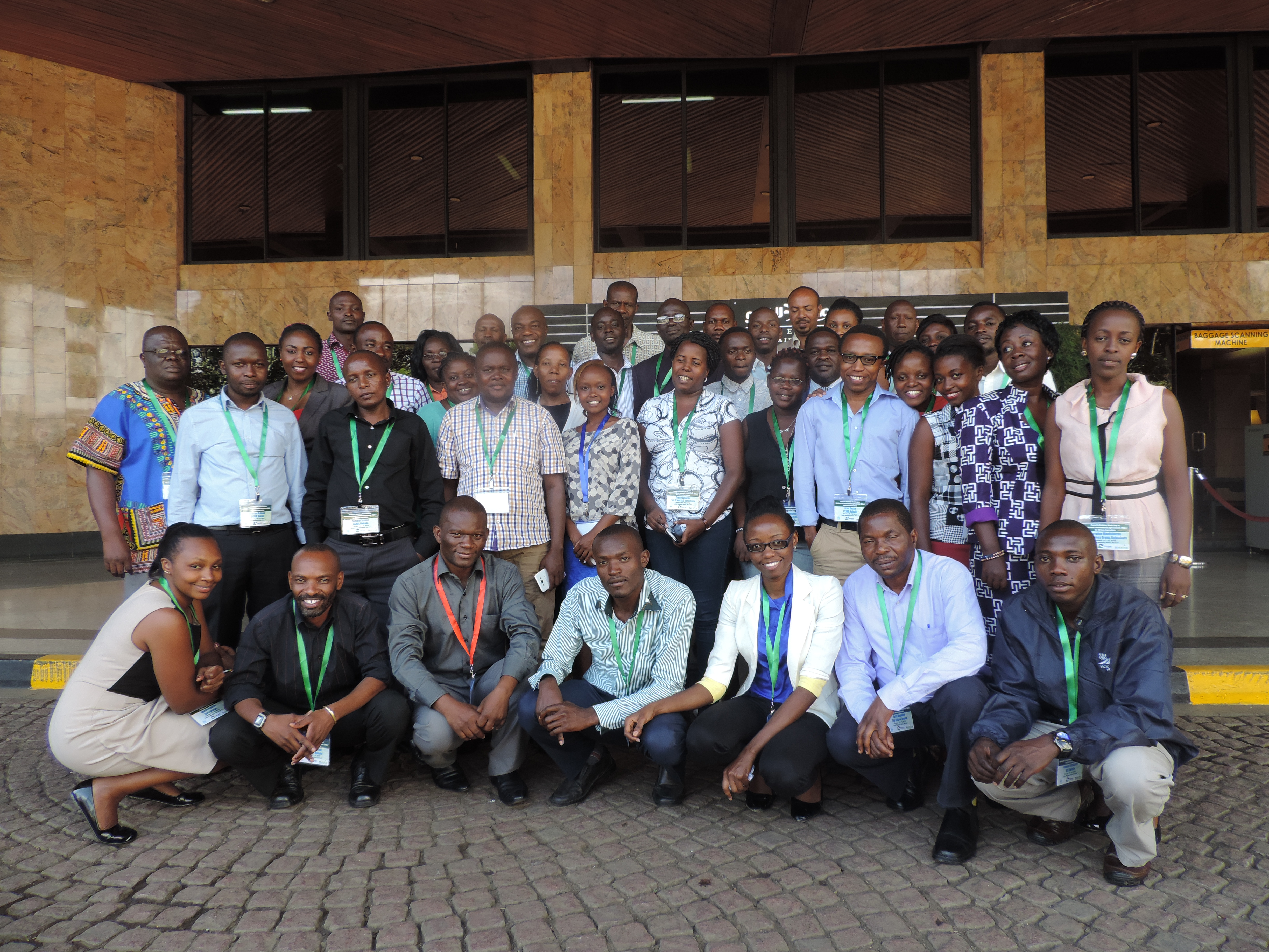 Capacity Building for African Journalists on MEAs