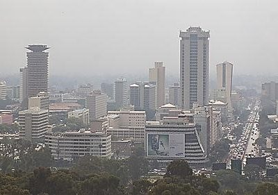 African cities air quality pilot project underway