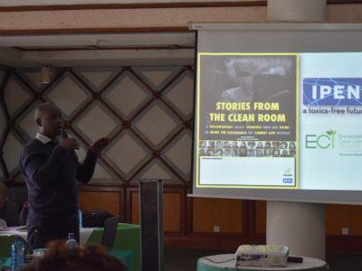 ECI screens film on toxic electronics industry 1