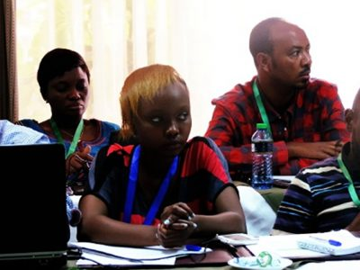 ECI Holds Capacity Building Workshop For African Journalists On MEAs